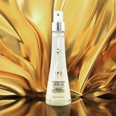 Yuup! Professional Keratin Serum Spray 150ml - intensyviai maitinantis ir drėkinantis purškiamas keratino serumas sausiems ir lūžinėjantiems plaukams. Talpa: 150ml