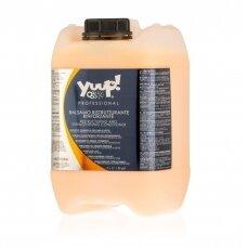 Yuup! Professional Restructuring and Strengthening Conditioner - profesionalus kondicionierius, stipriai atstatantis ir stiprinantis plaukus. Talpa: 5L